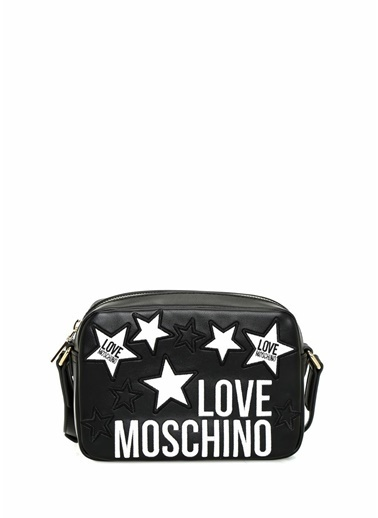 Love Moschino Messenger / Askılı Çanta Siyah